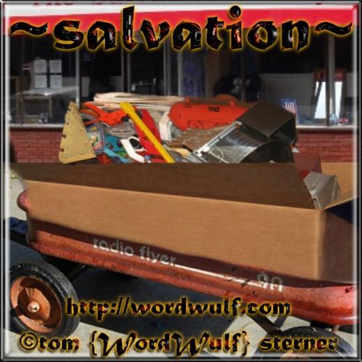 ~salvation~ X