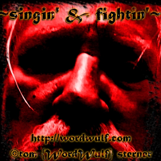 ~singin' & fightin'~ X
