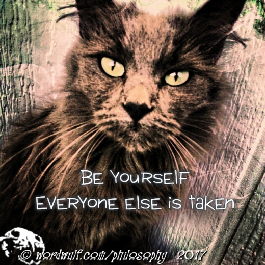 4-1-2017 - Be Yourself - Adage_pe