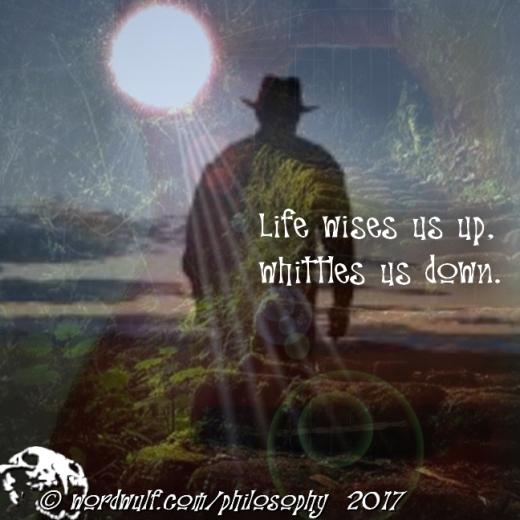 4-2-2017 ~Whittling~ X