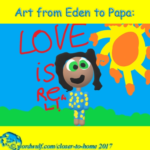 8-15-2017 - Art from Eden to Papa