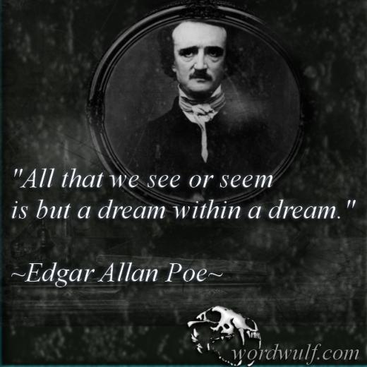 dream within a dream - 9x9x72 - 10-6-2015 -