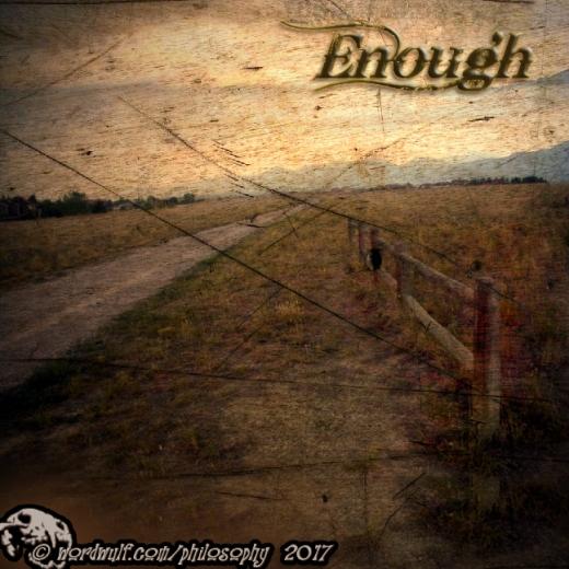 11-13-2017 - Enough X